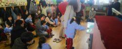 4歳児の参観日
