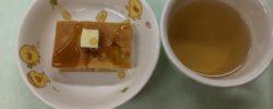さつま芋のホットケーキ